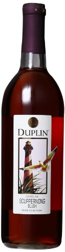Duplin Wine Cellars Scuppernong Blush Carolina Blend 750 mL