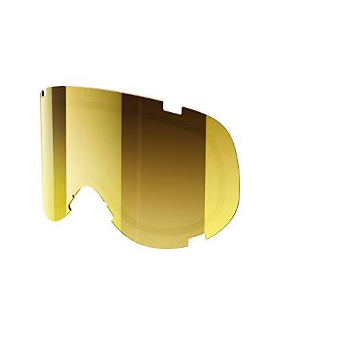 POC Cornea Spare Lens Ersatzscheibe, Clarity/Spektris Gold, One Size