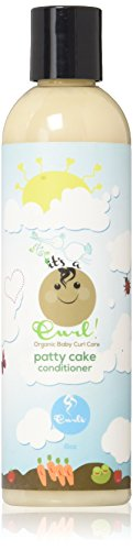 Curls It's a Curl Organic Baby Curl Care Patty Cake Conditioner 8oz