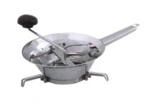 Accessori da cucina Passa Verdure gnali in Acciaio Inox manuale diam 20 Cm