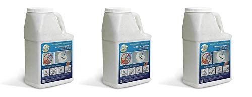 Best Price Spill Magic SM202DB Liquid Spill Pick-Up Absorbent Powder, 3 lb. Filled Bottle (Pack of 3...