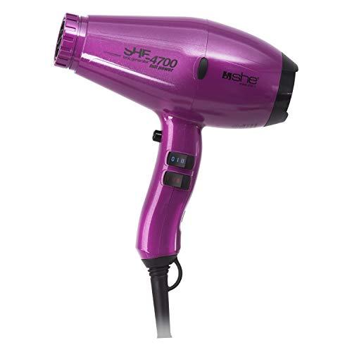 She she-4700.Violet Sèche-cheveux, Violet