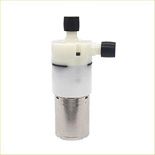 WNJ-TOOL, 1pc Micro peristaltische Wasserpumpe 12V DC Kleine Miniwasser-Membranpumpe for DIY Auto Tränkanlagen Trinken (Größe : 12V)