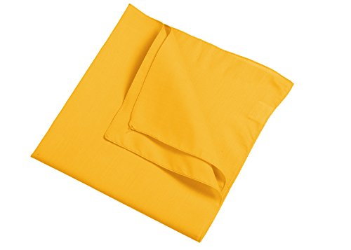 2Store24 Bandana in gold-yellow