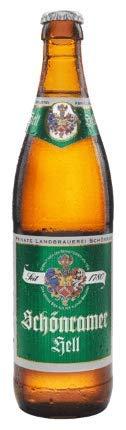 Schönramer Hell 12 Flaschen x0,5l