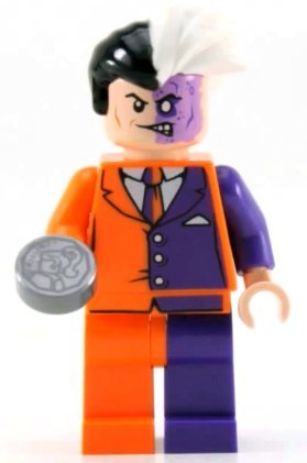 Two Face with Coin - 2012 Version