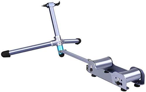 Rodillo Entrenamiento Bicicleta / Silenciado inteligente bicicletas Trainer soporte plegable for bicicletas...