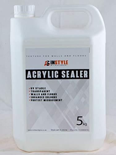 InStyle Sellador acrílico de microcemento - 1 kg