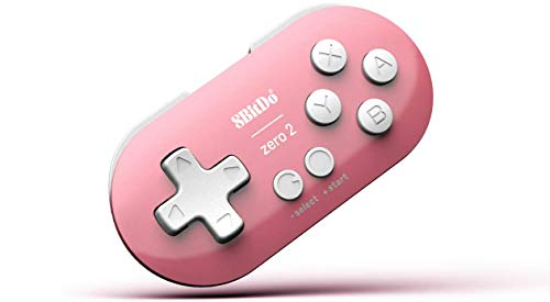 WeChip Zero 2 Wireless Controller, Klein aber oho, Pink