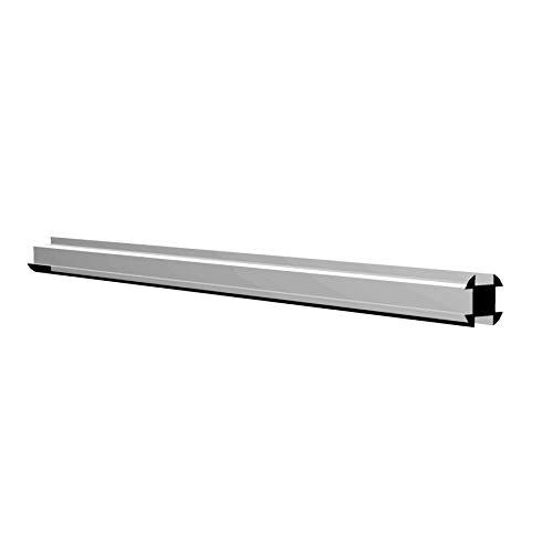 move and stic 40/ 75 / 165 cm Aluminium wählbar I Alu- Profil zur Verstärkung der Rohre (innenlaufend) Indoor und Outdoor - perfekt zum Ergänzen / Zubehör zu MoveAndStic (75 cm)