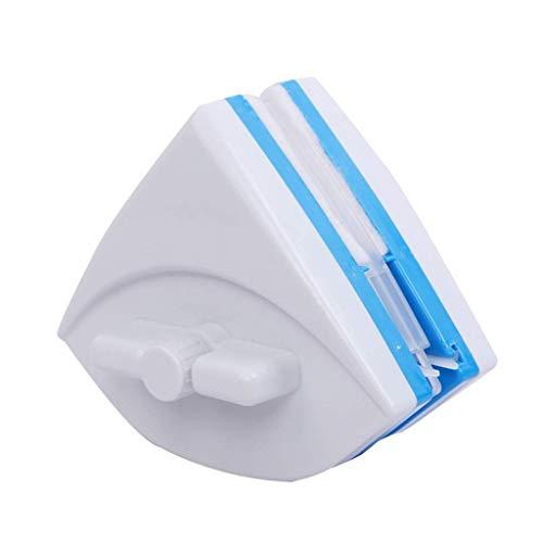 Limpiador de vidrio magnético, cepillo de limpieza de ventanas de doble cara ultra fuerte, herramientas de limpieza para el hogar para la ventana de vidrio de construcción de alto nivel ,encargarse de