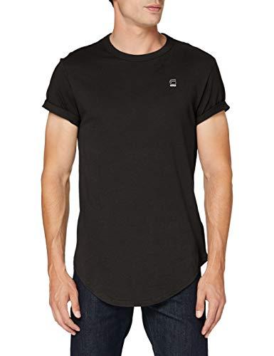 G-STAR RAW Herren Duct Relaxed Short Sleeve T-Shirt, Raven, L