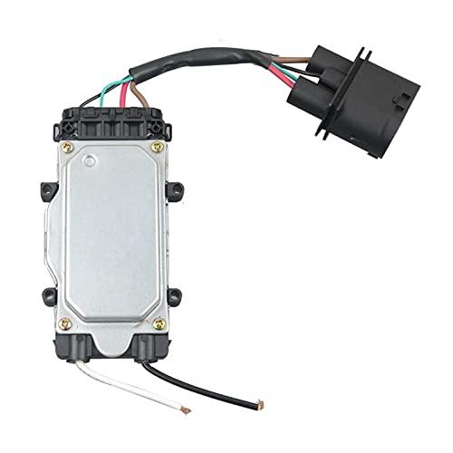 White skin AP01 Módulo de Control del Ventilador del radiador Apto para Audi A6 C6 ALLROAD 04-10 4F0121003F 4F0121003J 4F0121003K 4F0121207J 4F0121207K 1137328294