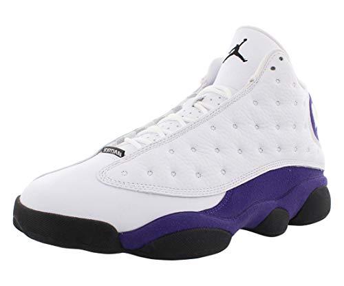 Nike Men's Air Jordan 13 Retro Lakers 414571-105