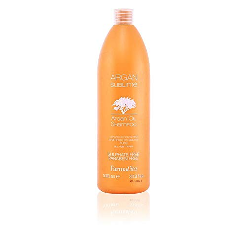 FarmaVita Argán Sublime Shampoo Champú - 1000 ml