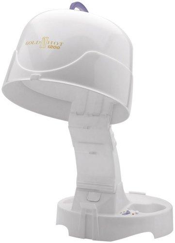 Gold 'N Hot GH9271 Professional Portable 1200 Watt Hard Bonnet/Hooded Dryer