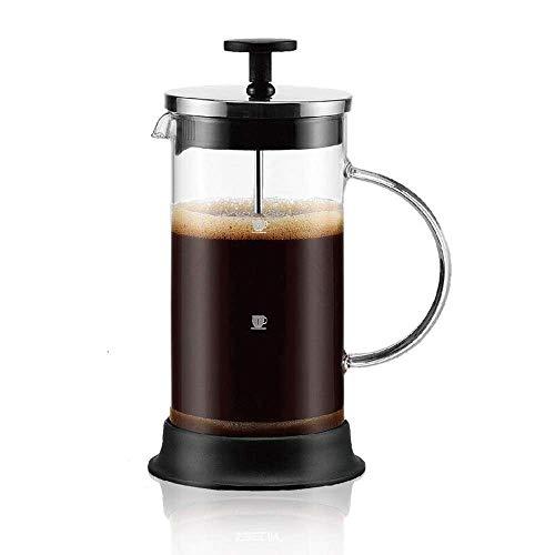 Best Buy! WXQ-XQ Coffee Press French Press Glass Hand Brewed Coffee Pot Home Filter Pot Manual Tea F...