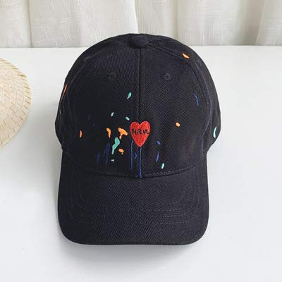 Fashion items Children's hats spring and autumn sunscreen sunshade brushed baseball caps men and women baby babies small medium and large Korean version