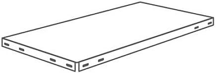 追加板 KTラック用 87.5×60cm 取付金具付 ホワイトグレー