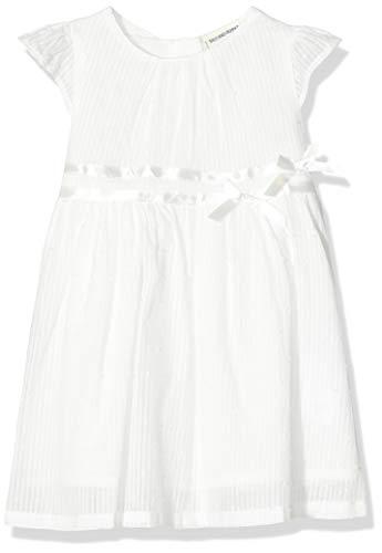 Salt & Pepper Baby-Mädchen 03233227 Kleid, Weiß (Off-White 011), (Herstellergröße: 86)