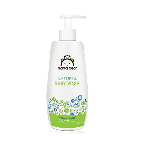 Mama Bear Natural Baby Wash - 400 ml