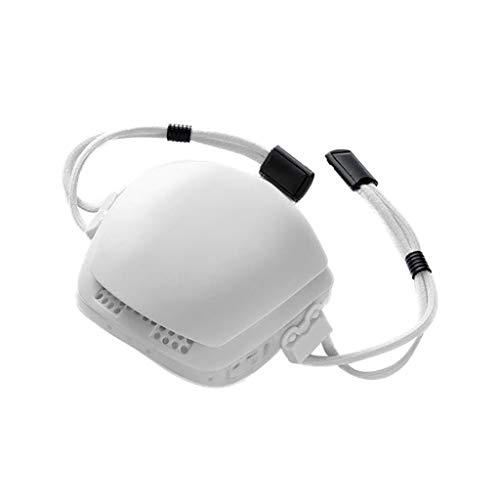eiuEQIU Smart Electric Air Luftreiniger Staubdicht Waschbar Wiederverwendbare Respirator Aktivkohlefilter staubdicht Anti-Verschmutzung Face Shield