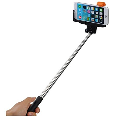 Palo Selfie de LKM Security, Stick trípode de Mano, con Bluetooth Integrado,...