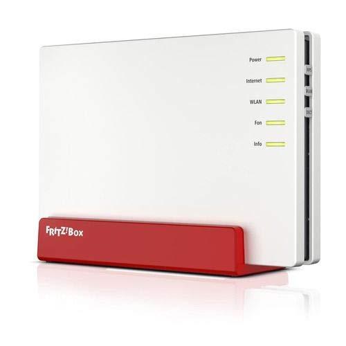 Router Frtiz! Vdsl Wireless Box 7583 1.733 Mbit/s(5ghz)+800 Mbit/s(2.4ghz) 4p L