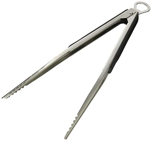 Napoleon 55017 Stainless Steel Precision Locking Tongs Grill Accessory