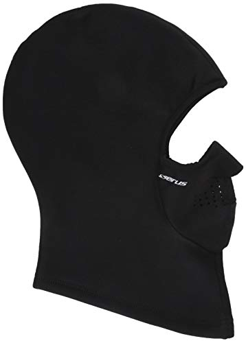 Price comparison product image Seirus Innovation 2885 Polartec Ultra Clava for Complete Head,  Face,  and Neck Protection - Breathable Windproof Waterproof - TOP SELLER,  Black