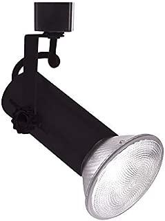 WAC Lighting HTK-188-BK H Series Line Voltage Track Head