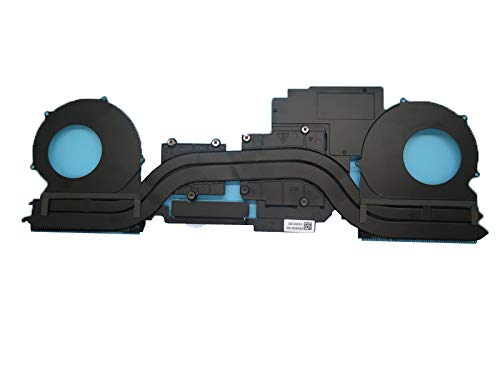 RTDpart - Dissipatore di calore per computer portatile Gigabyte per AERO 15 15 W 15X 27430-65X90-K00S nuovo