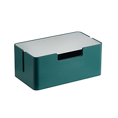 Caja Organizadora De Cables,Organizador para Regletas De Enchufes Caja para Cargadores De...