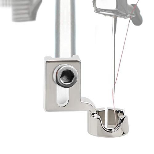 AIEX Prensatelas con Regla para Acolchar Prensatelas para Zurcir de Movimiento Libre para Bordar Acolchado Se Adapta a Todas las Máquinas de Coser de Caña Baja