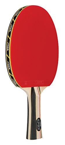 STIGA Raquete de tênis de mesa com nível de desempenho Apex com tecnologia ACS para maior controle