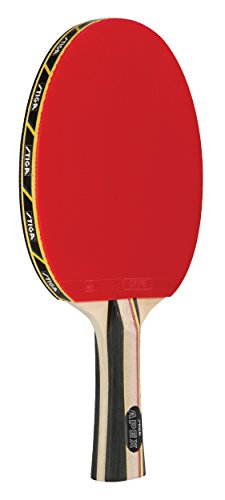 STIGA Apex Performance-Level Table Tennis Racket with ACS Technology for Increased Control