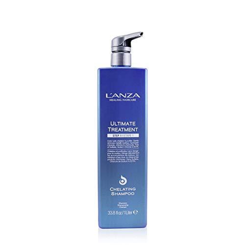 LANZA ULTIMATE TREATMENT STEP1 Chelating Shampoo 1000ml