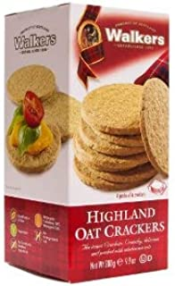 Walkers' Highland Oatcrackers 9.9 oz(Pack of 3)
