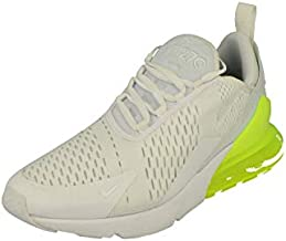 Nike Air Max 270 Mens Running Trainers AH8050 Sneakers Shoes (UK 9 US 10 EU 44, White Volt 104)