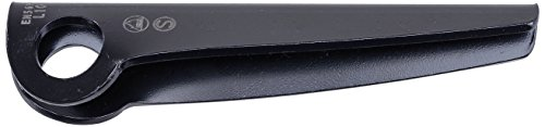 Climbing Technology Angle Wide Piton Noir Noir 14 cm