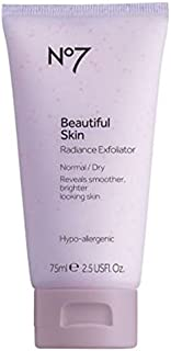 No7 Beautiful Skin Radiance Exfoliator For Normal / Dry Skin 75Ml