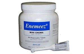 Enemeez Enema, 0.3 oz. 283 mg Strength Docusate Sodium, 2732121 - Box of 30
