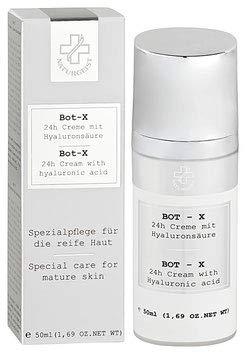 Hagina, Bot-X 24h Creme mit Hyaluronsäure - 50 ml