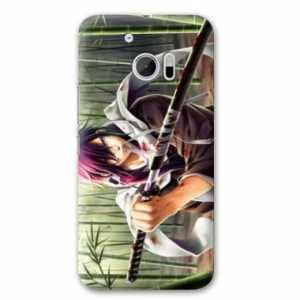Coque pour HTC 10 Manga - Divers - Bambou B
