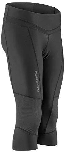 Louis Garneau - Women's Neo Power Airzone Lightweight, Breathable, Compression Cycling Knickers, Black, Large