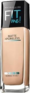Maybelline Fit Me Matte Plus Poreless Foundation - Classic