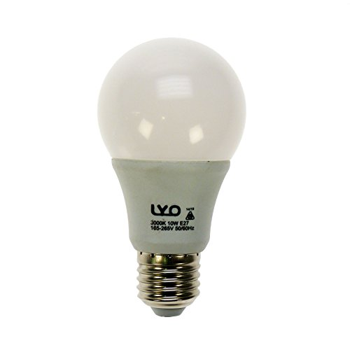 LYO 10350 SMD Ampoule Standard 1080 220º lm 10 W E27-lumière chaude blister