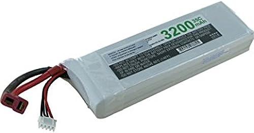 Batterie type ABOUTBATTERIES CS-LP3203C35RT, 11.1V, 3200mAh, Li-Pol