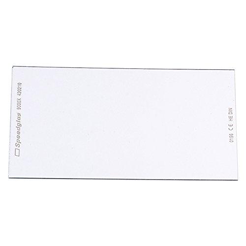 Preisvergleich Produktbild 3M SPEEDGLAS Innere Vorsatzscheiben H428010 zu 9002X Inhalt 5 Stück