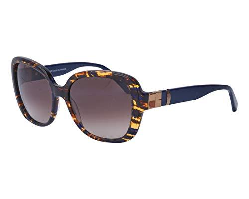 Balmain zonnebril (BL-2044 02) donker havana - donkerblauw - grijs-bruin verlopend
